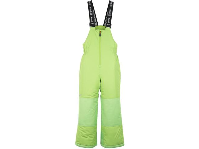 Kamik Winkie Solid Pantalones Niños, lime